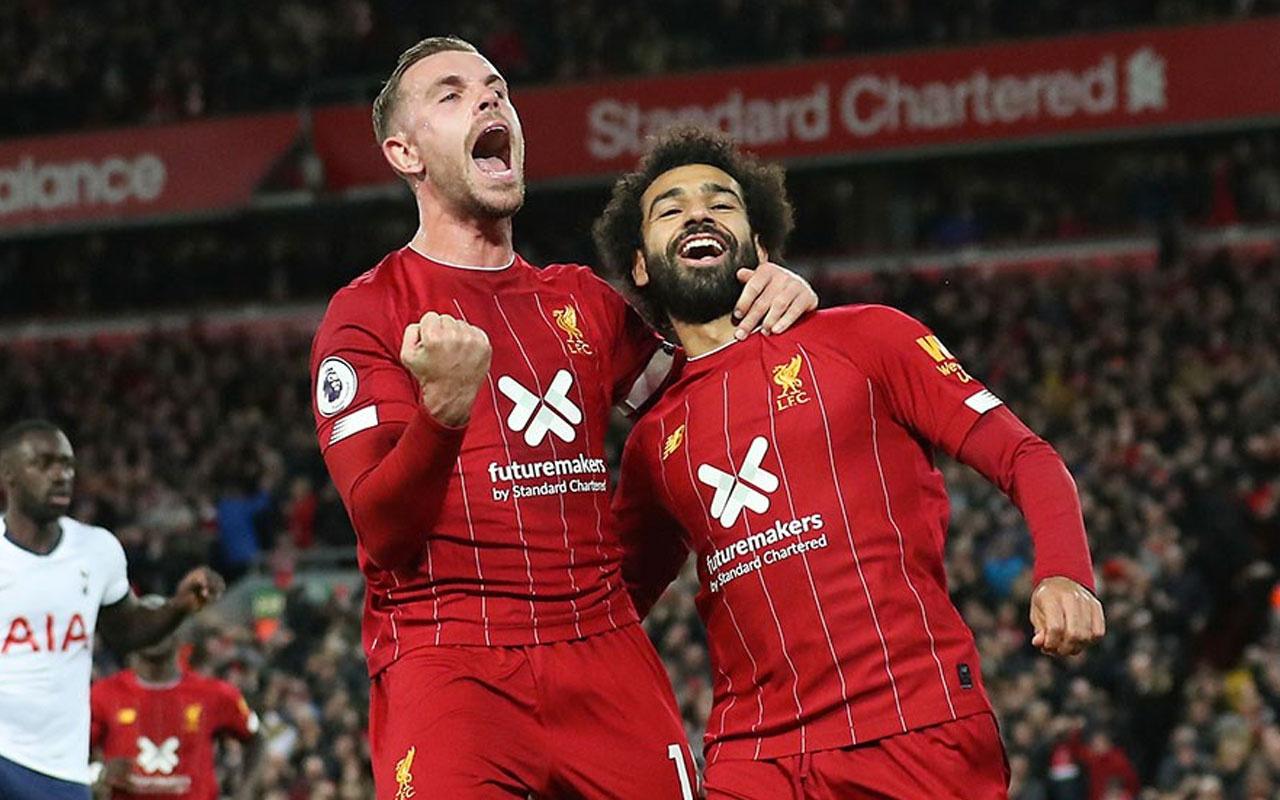 Liverpool geriden geldi Tottenham'ı devirdi