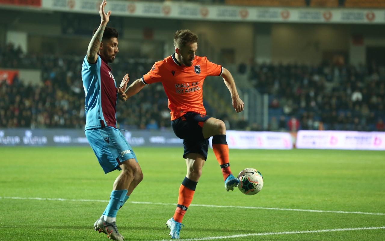 Başakşehir Trabzonspor maçı golleri ve geniş özeti