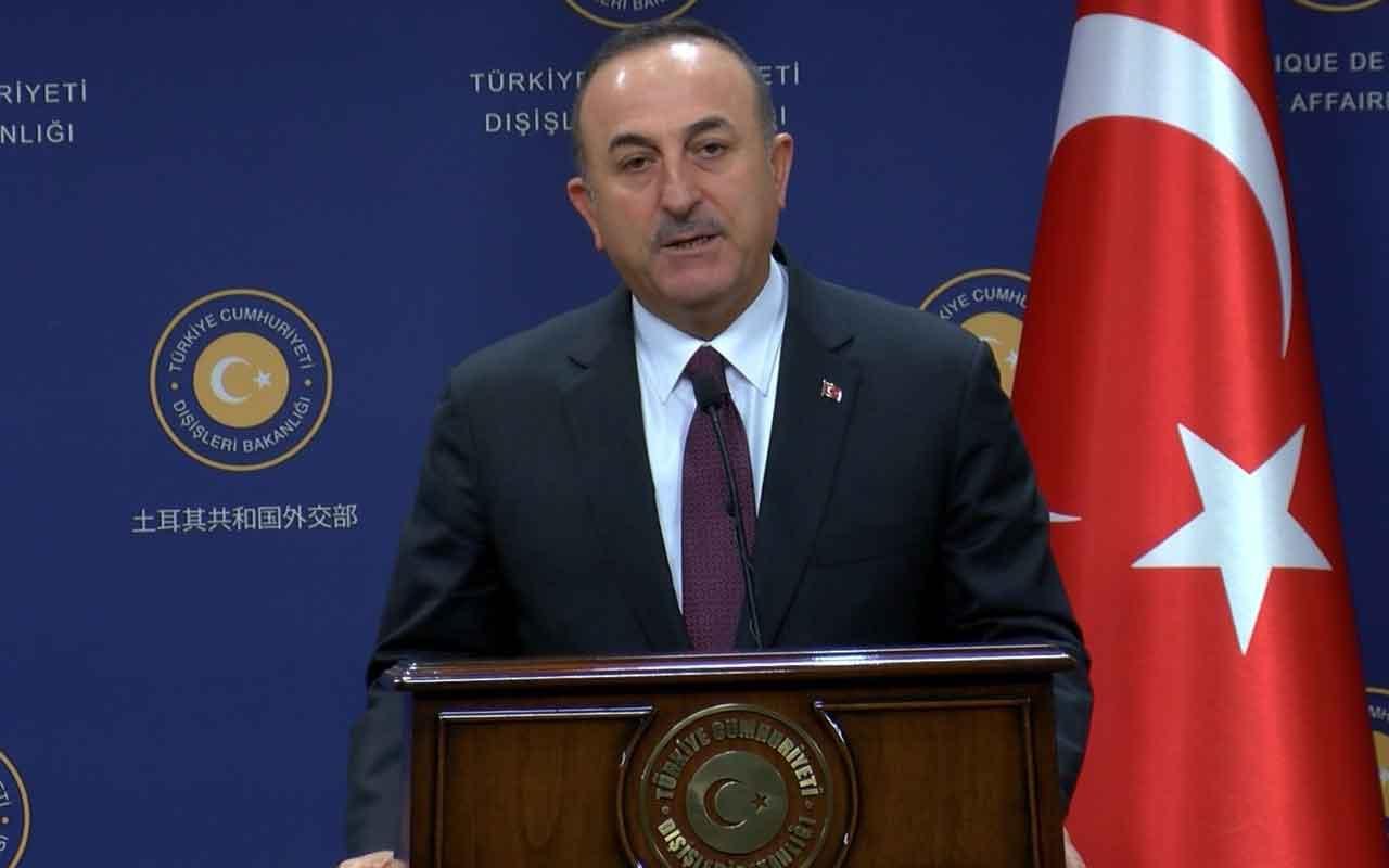 Dışişleri Bakanı Mevlüt Çavuşoğlu'ndan ortalığı sallayacak YPG açıklaması!