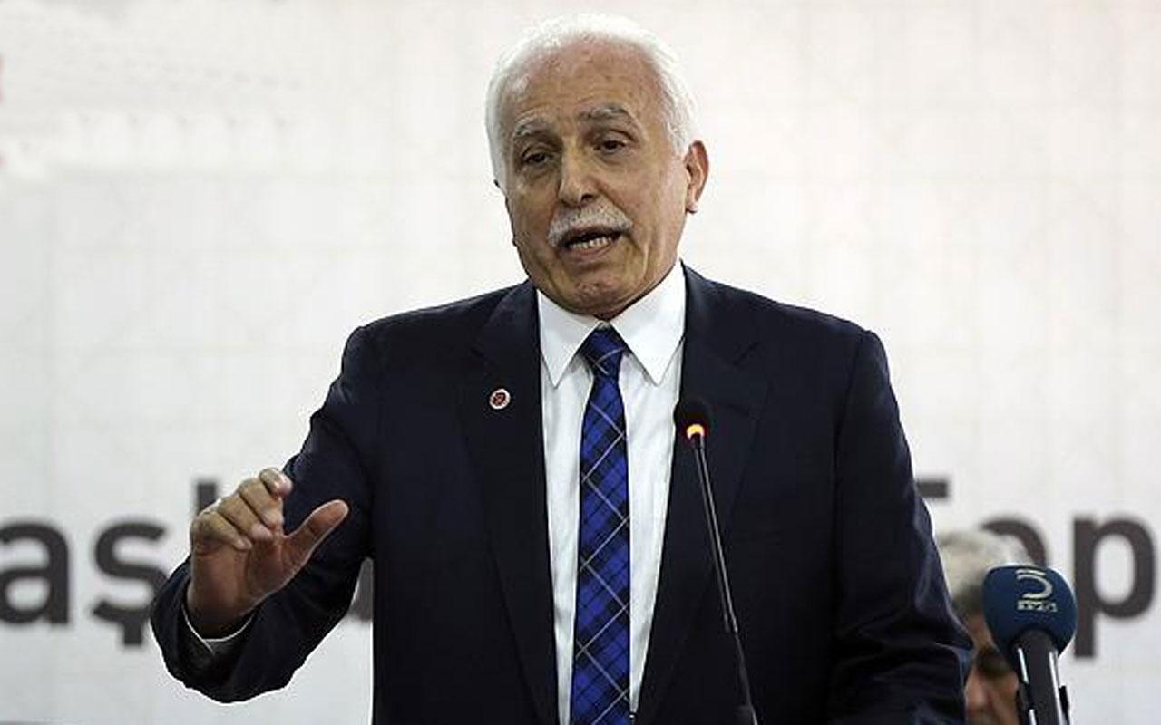Saadet Partisi'nin eski lideri Mustafa Kamalak'ın oğlu İYİ Parti'ye geçti