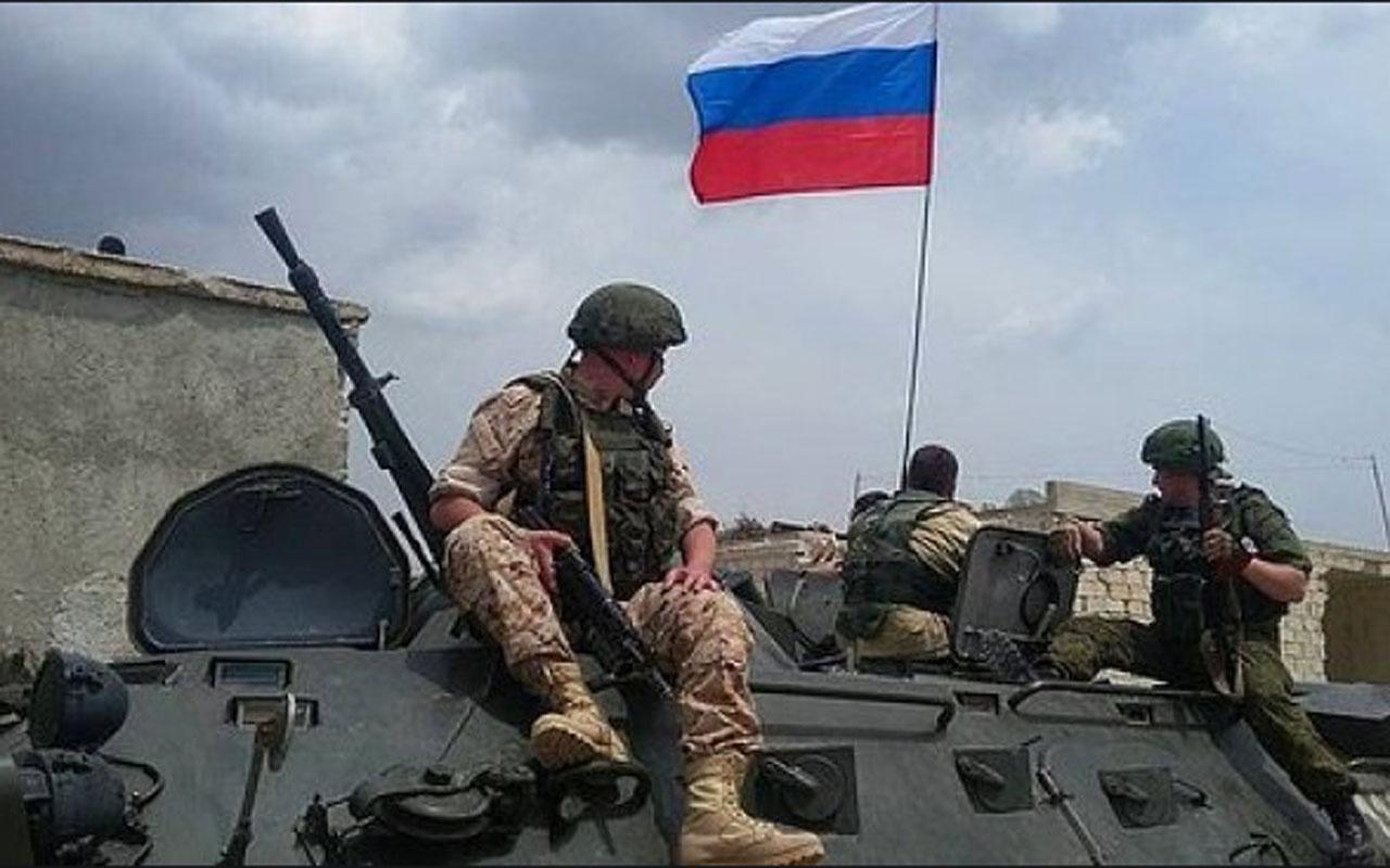 Rus askeri polisleri YPG'yi sınırdan uzaklaştırmaya başladı!