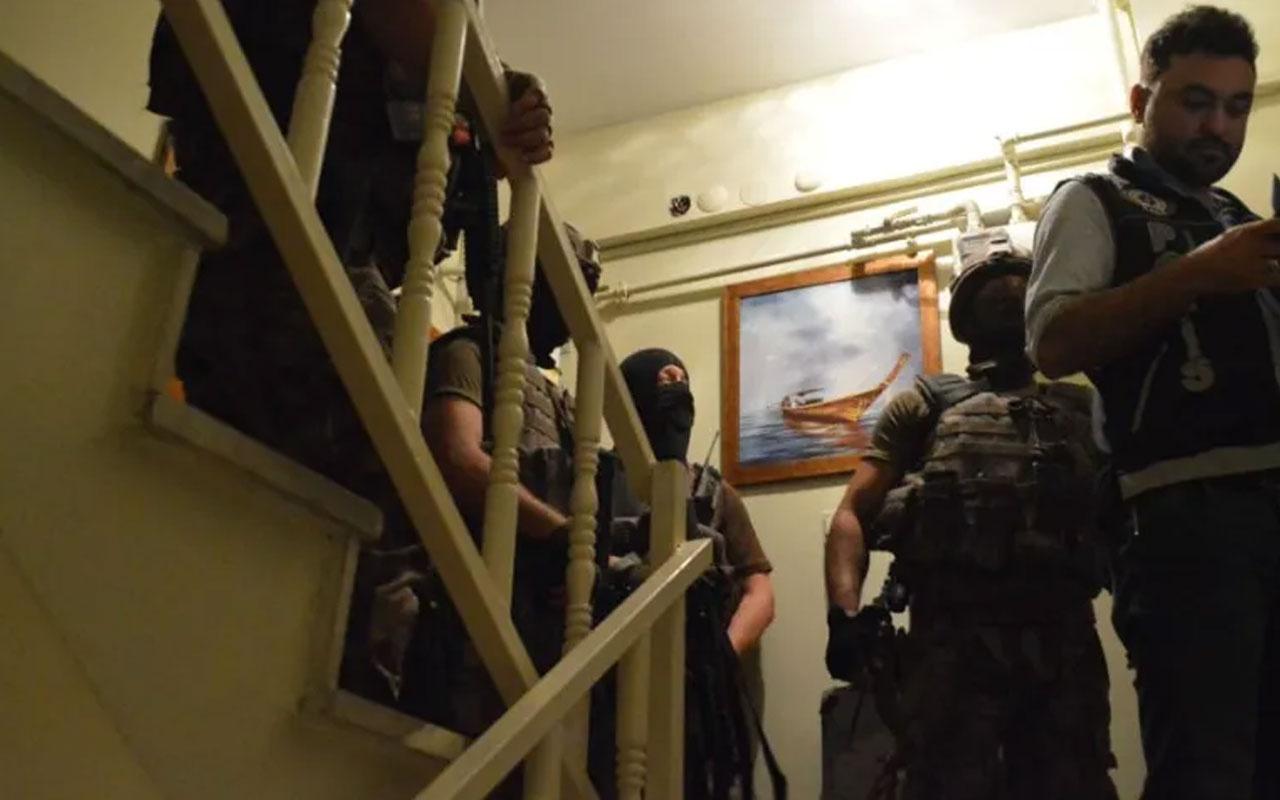 Balıkesir'de dikkat çeken DAEŞ operasyonu! 11 Iraklı yakalandı