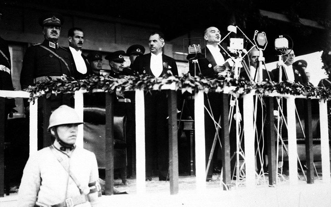 Türkiye Cumhuriyeti 96 yaşında! Egemenlik kayıtsız şartsız milletindir