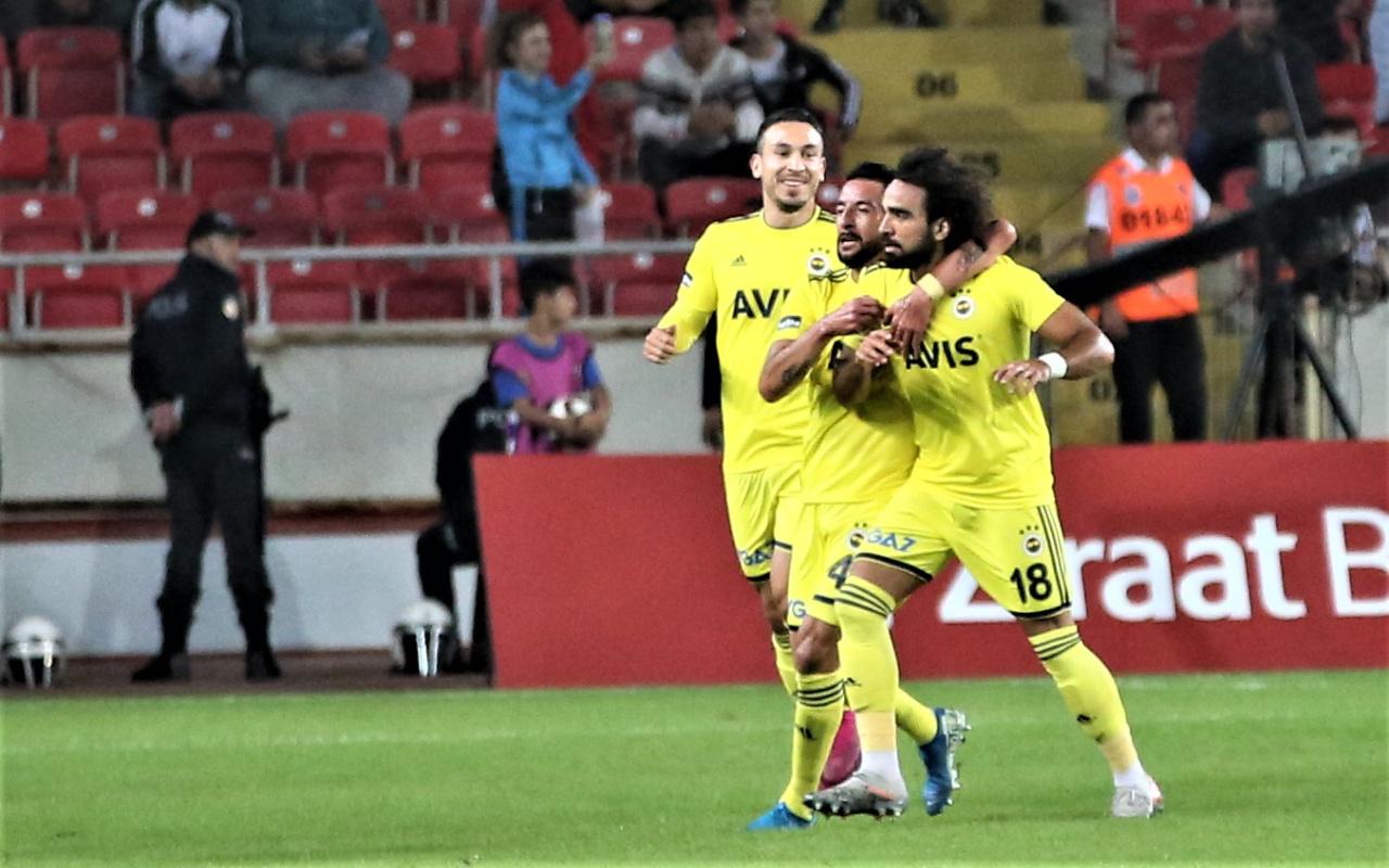 Tarsus İdman Yurdu Fenerbahçe Türkiye Kupası maçı golleri ve geniş özeti