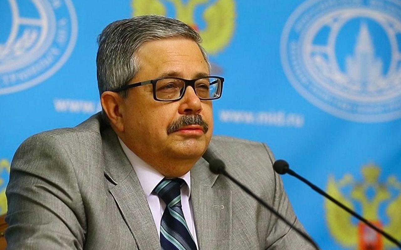 Rusya Büyükelçisi Aleksey Yerhov: PYD masada olmayacak