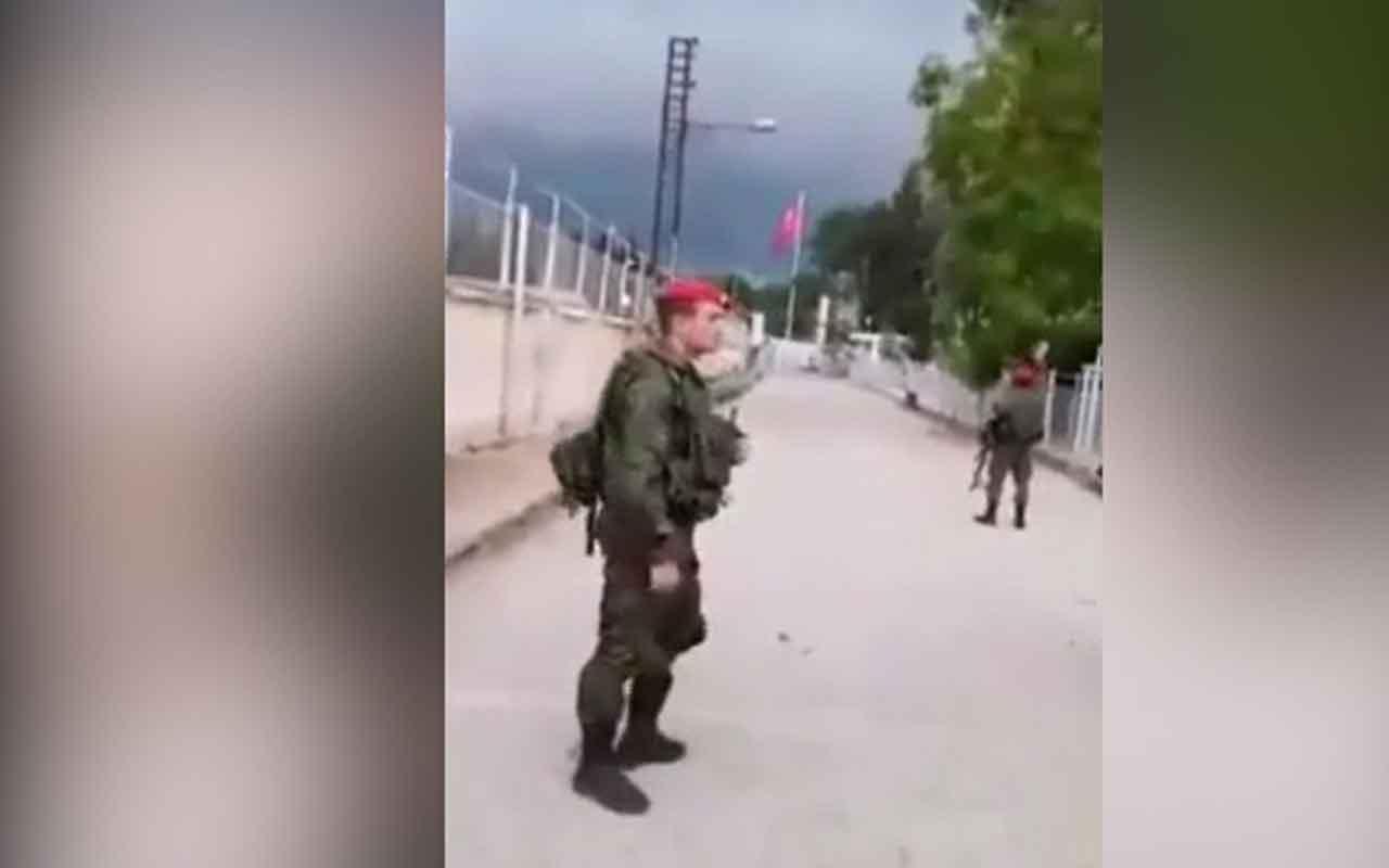 Azeri uyruklu Rus askeri Türk askerine böyle seslendi
