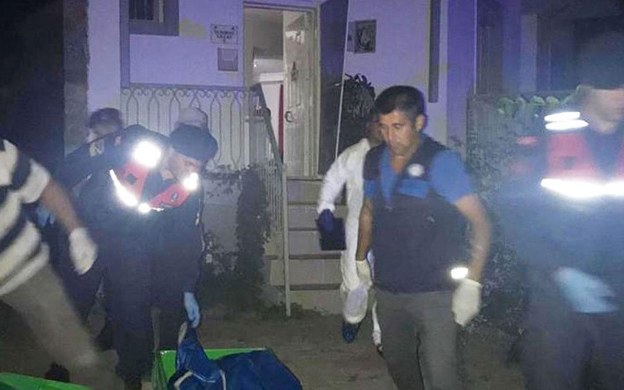 Fethiye'de bir villada korkunç olay! İstanbul'a gelip teslim oldu