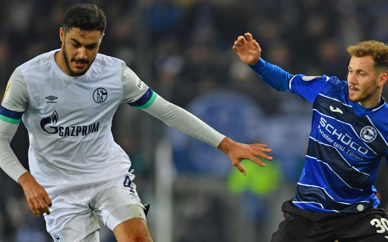 Ozan Kabak oynadı Schalke turladı!