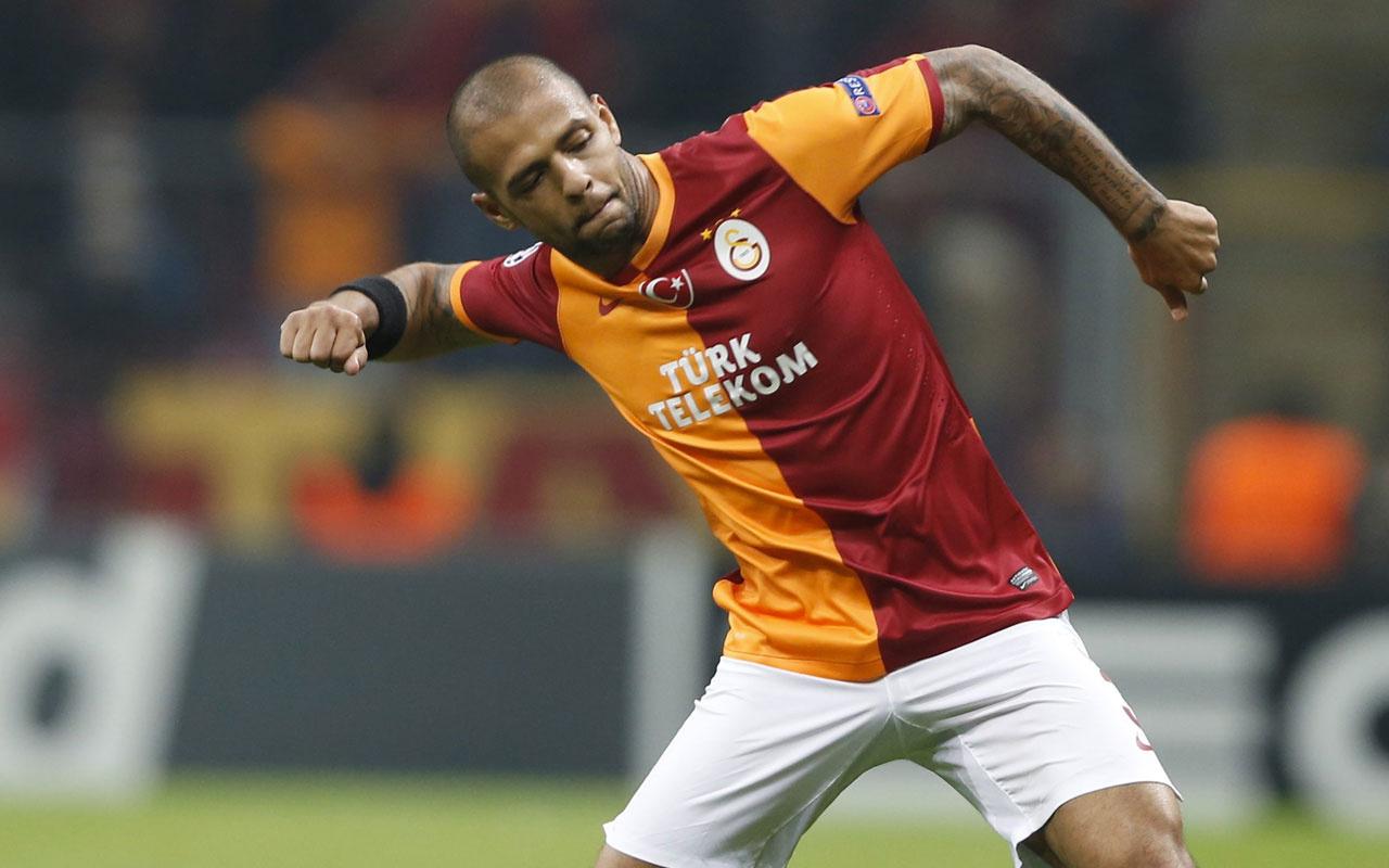 Felipo Melo'dan çok konuşulacak Fenerbahçe sözleri