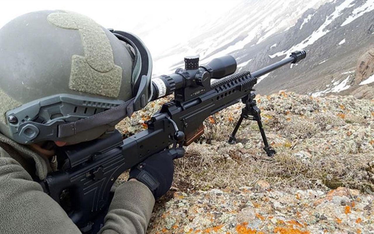 Muş'ta PKK'ya bir darbe daha! 2 terörist paketlendi