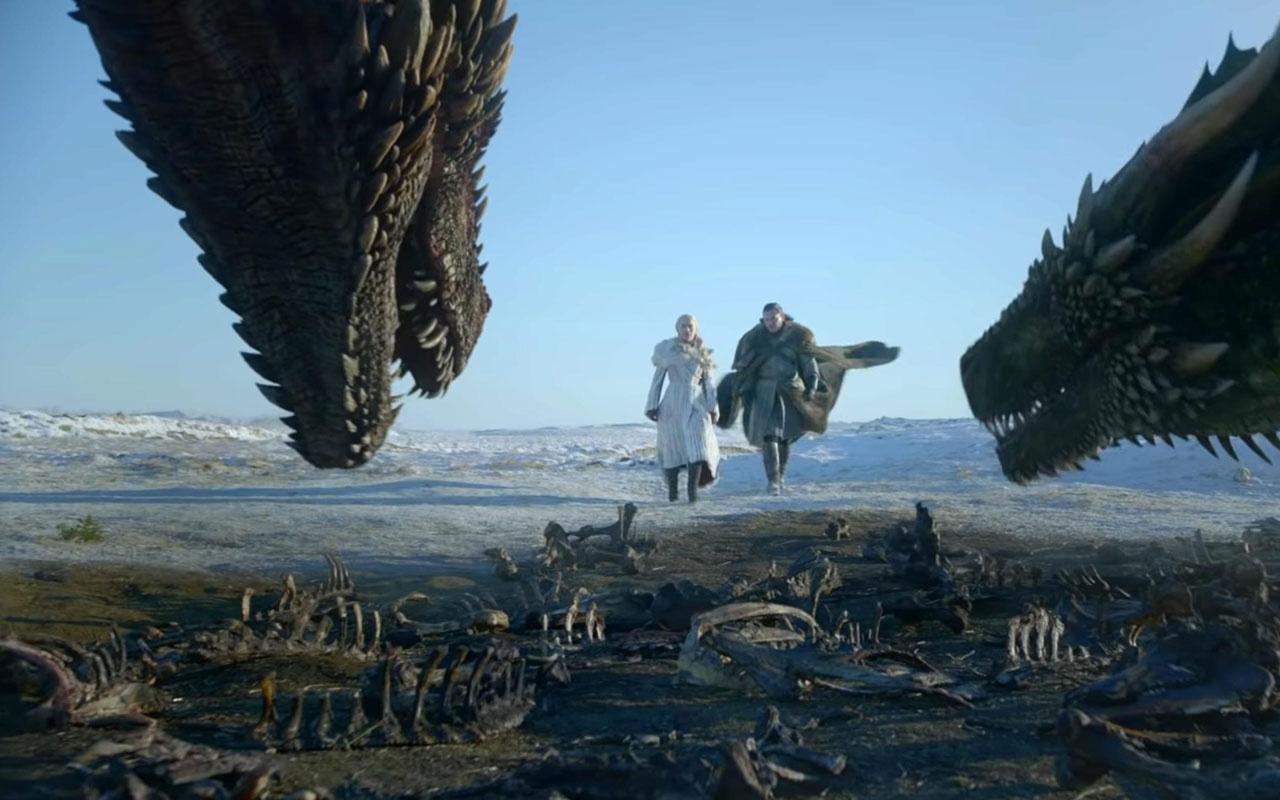 Game of Thrones yeni dizisi House of the Dragons ile TT oldu HBO lansmanını yaptı