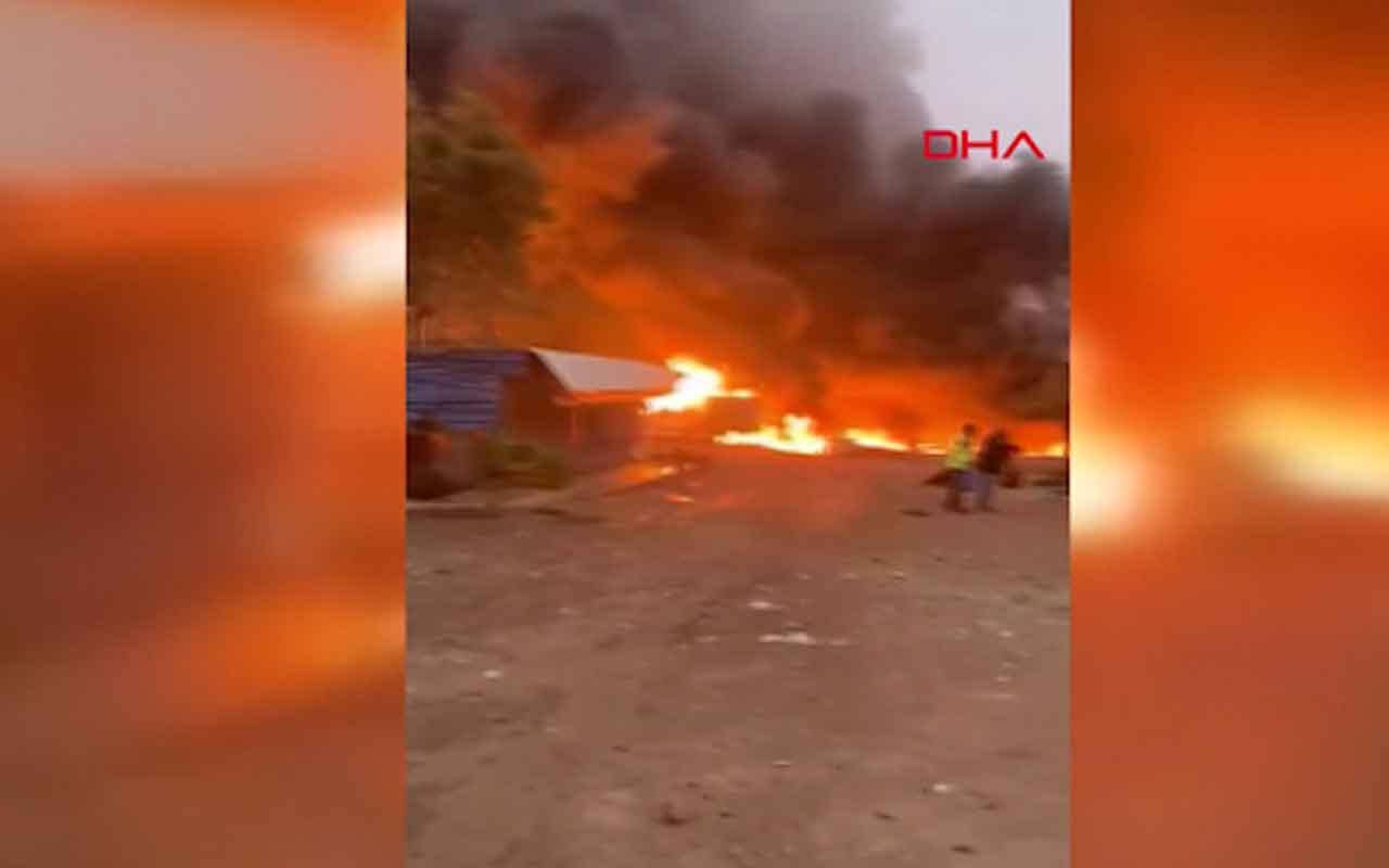 Afrin'de intihar saldırısı! 9 kişi hayatını kaybetti 30 kişi de yaralandı