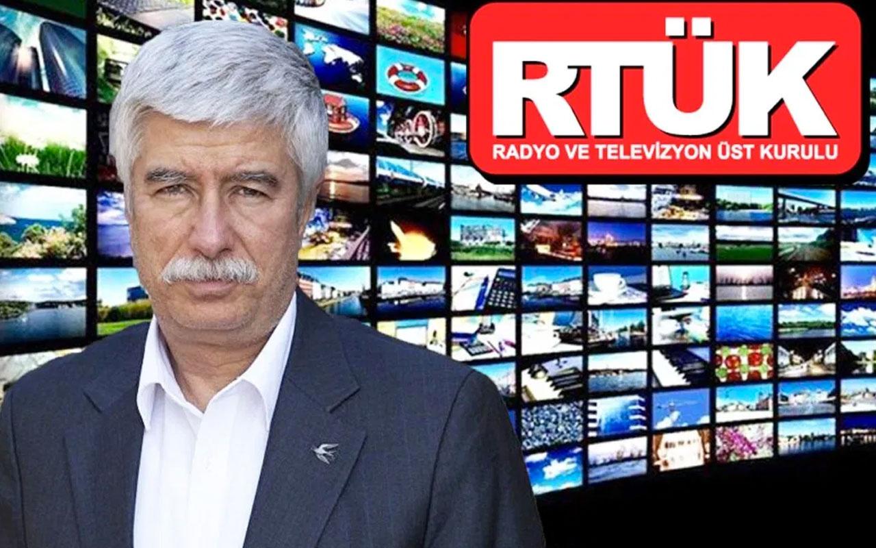 Faruk Bildirici'nin RTÜK üyeliği düştü Bildirici Twitter'dan duyurdu