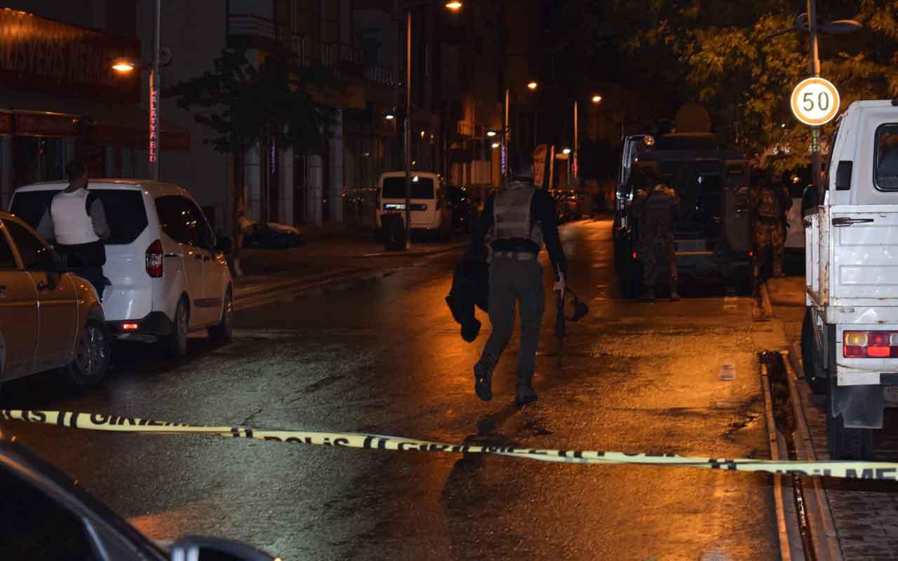 Malatya'da ailesini silahla rehin alan şahsı emniyet müdürü ikna etti