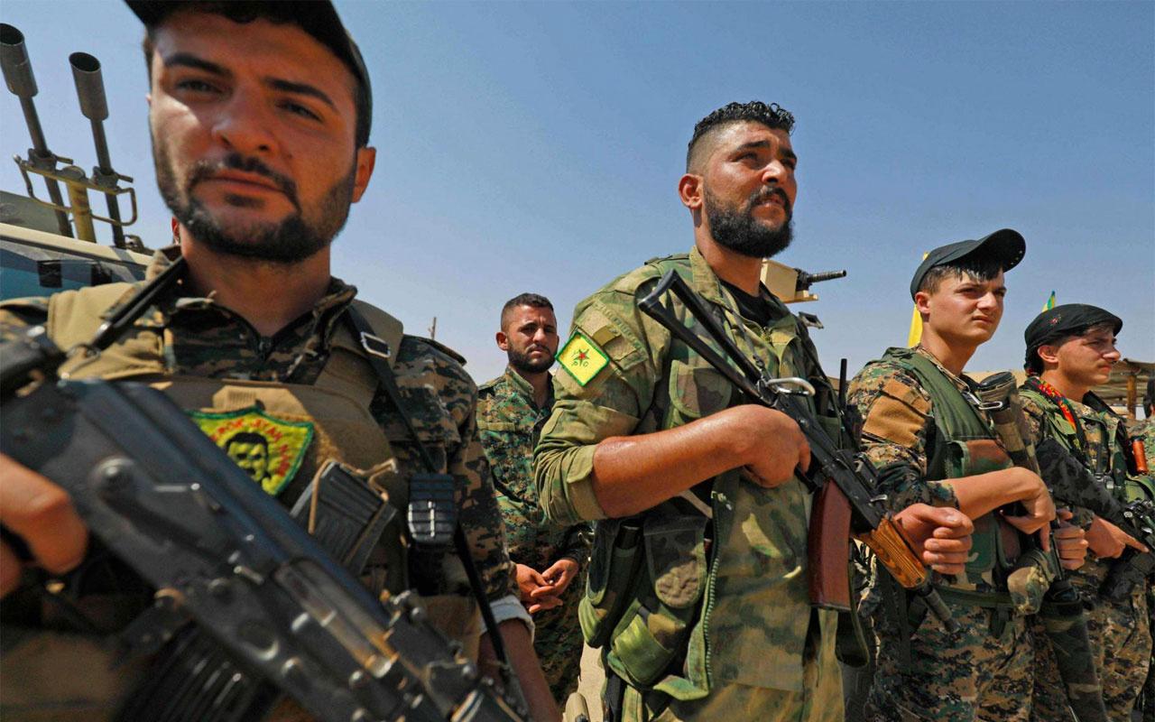 Suriye ordusunun 'Bize katılın' davetine SDG'den yanıt