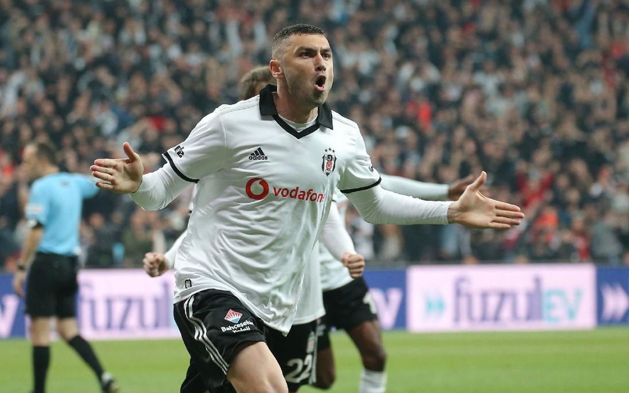 Beşiktaş'ta Burak Yılmaz sevinci! Aylar sonra kadroda yerini aldı