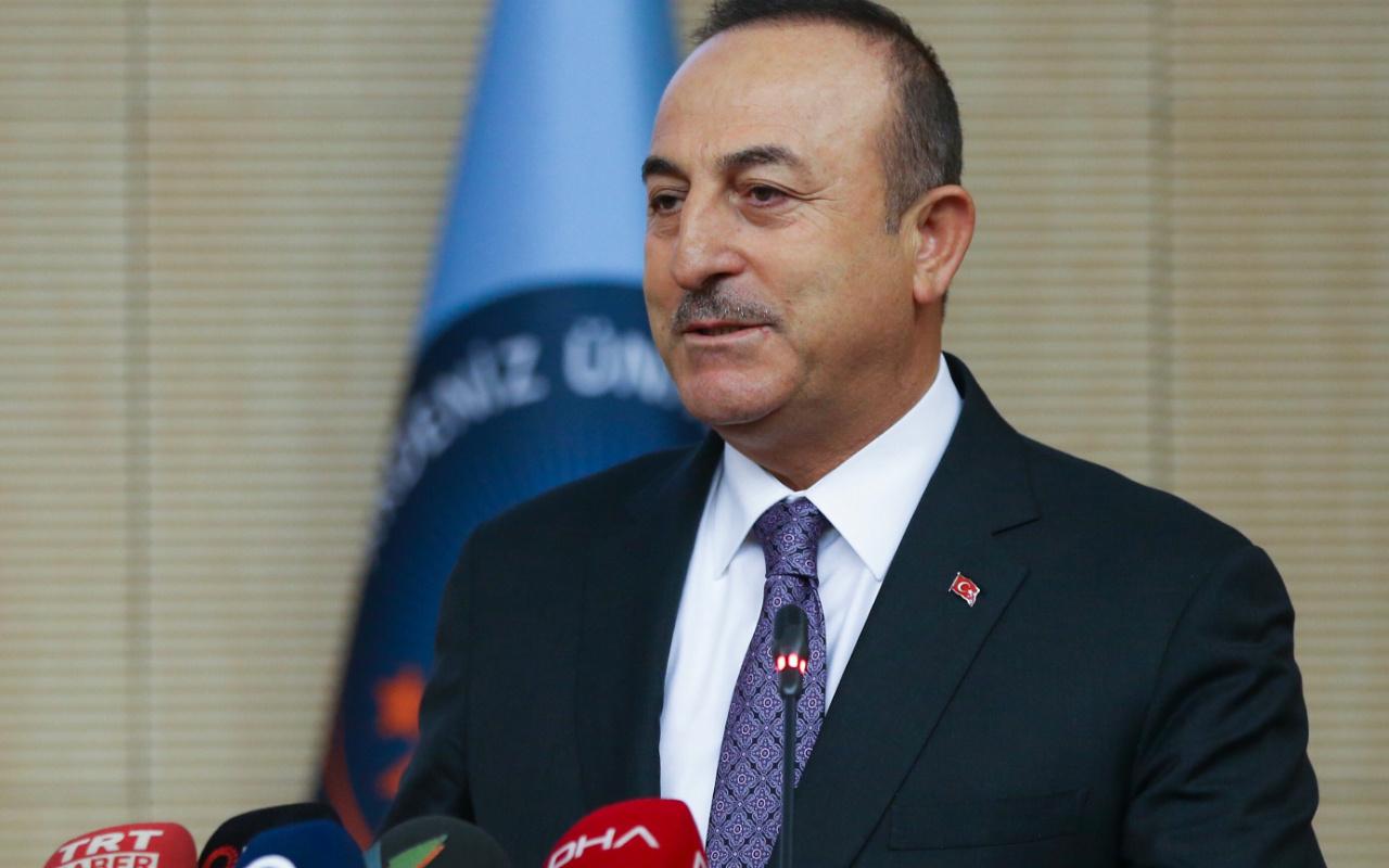 Dışişleri Bakanı Çavuşoğlu: Büyük bir oyunu bozduk