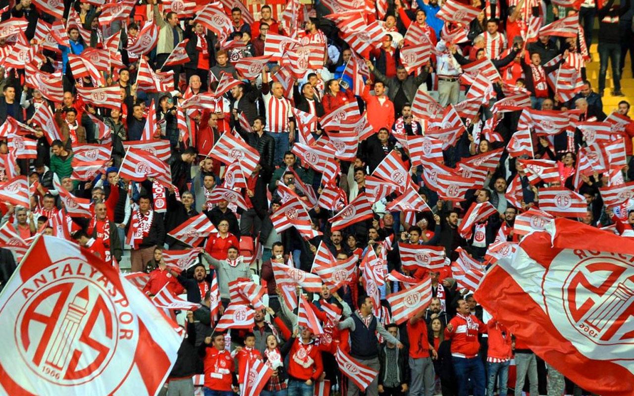 Antalyaspor 2 sezon sonra seyirci rekorunu kırmaya hazırlanıyor