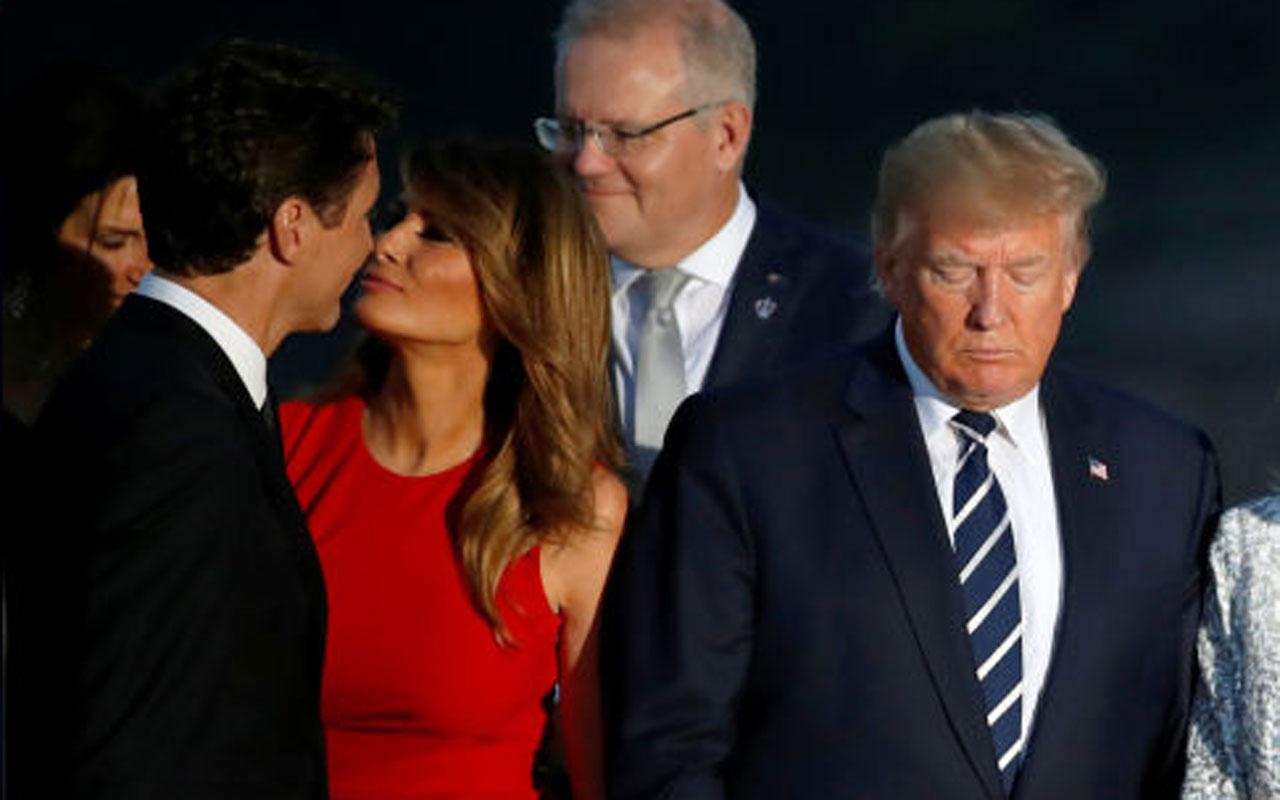 ABD Başkanı Donald Trump şaşırtmadı: Vurulursam Melania ağlamaz
