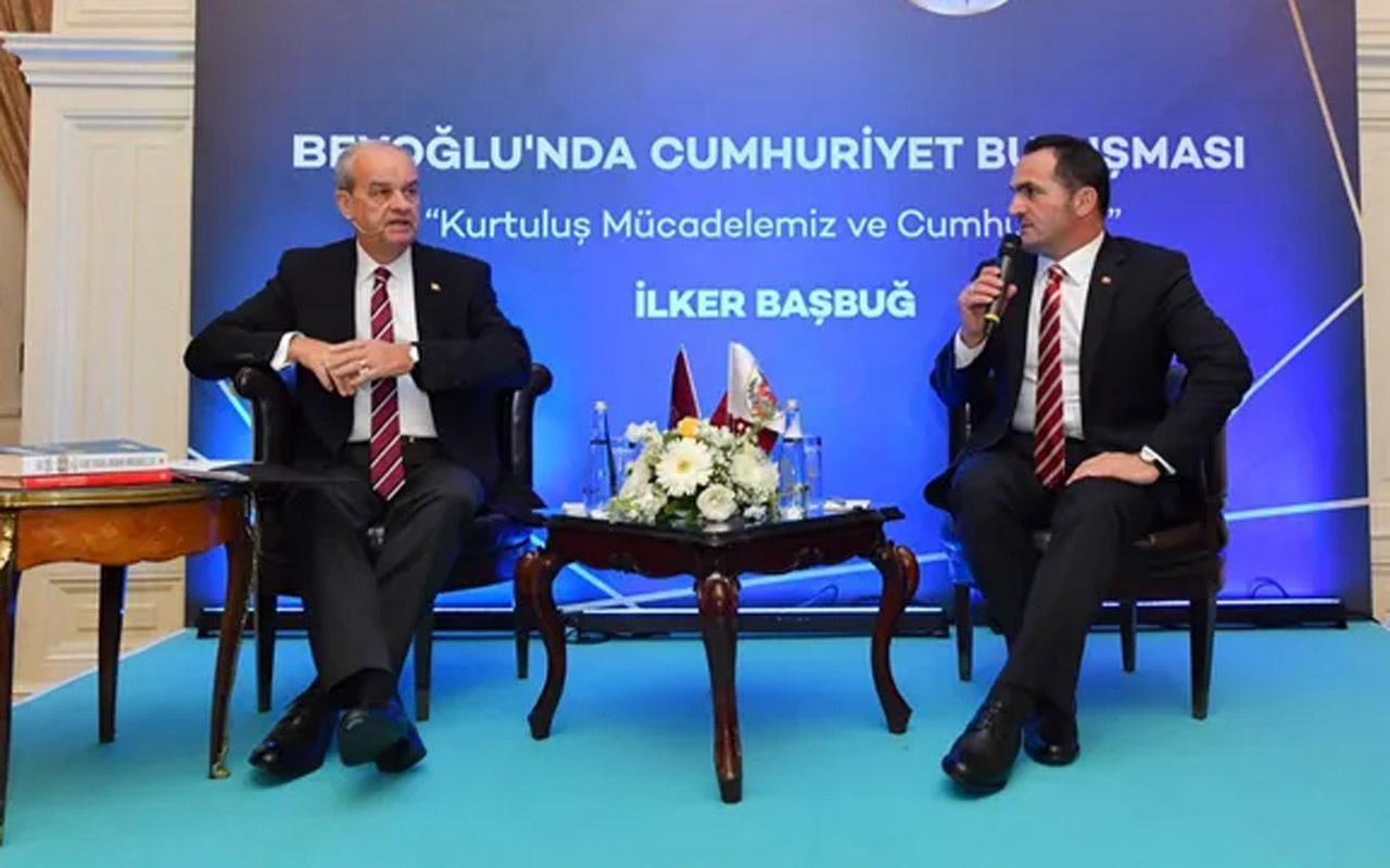 Ergenekon davası düşmüştü! İlker Başbuğ Ak Parti'li belediyeye misafir oldu