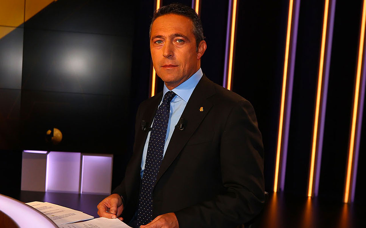 Koç Holding firması Galatasaray'la sözleşme feshetti Ali Koç bilmiyorum dedi