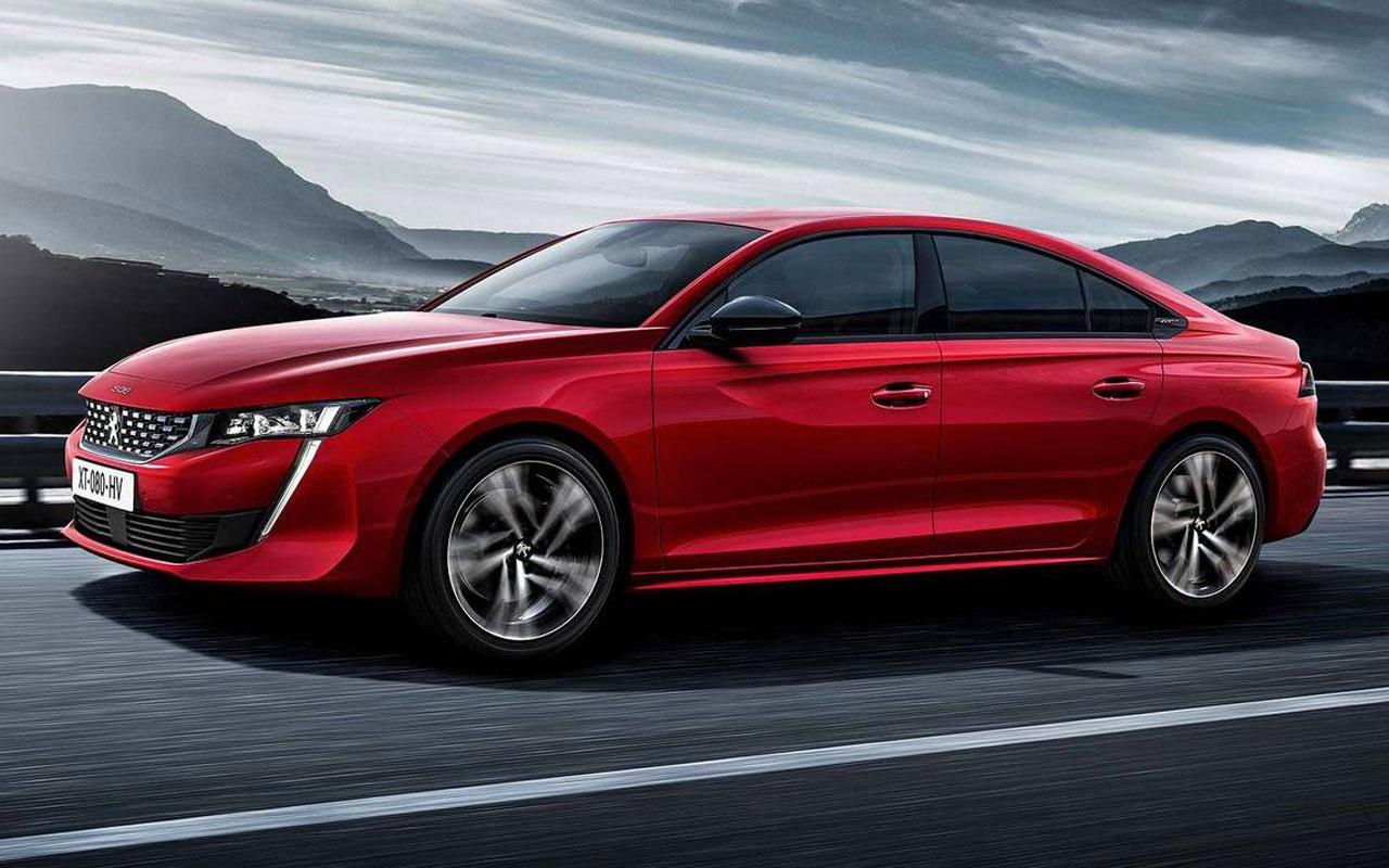 Yeni Peugeot 508 fiyatı açıklandı 210 bin liradan başlıyor