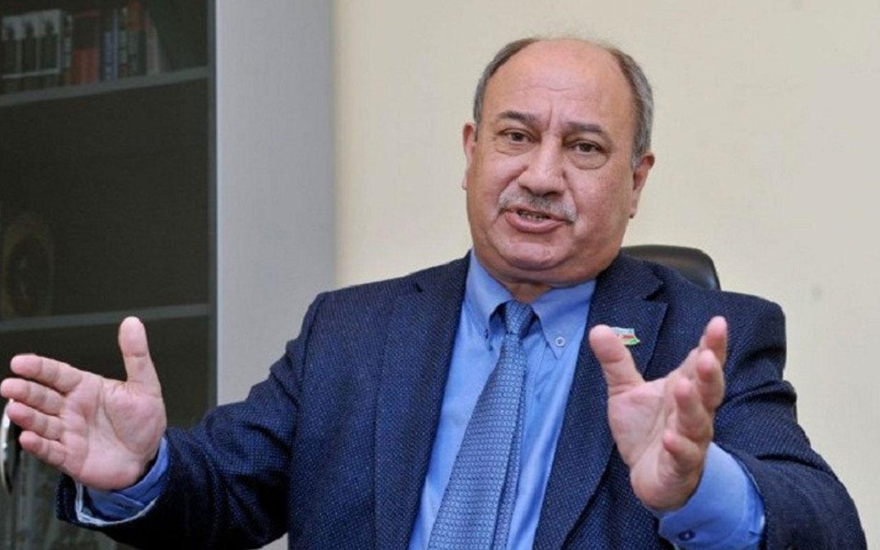 Azerbaycanlı vekilden deli saçması sözler! Aramızda kan bağı yok