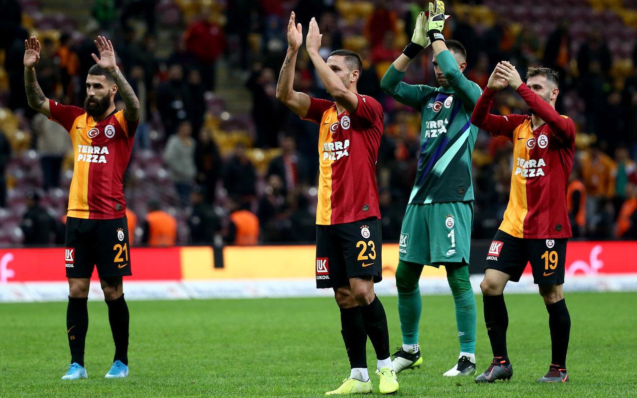 Galatasaray Türk Telekom Stadı'nda aslan kesiliyor
