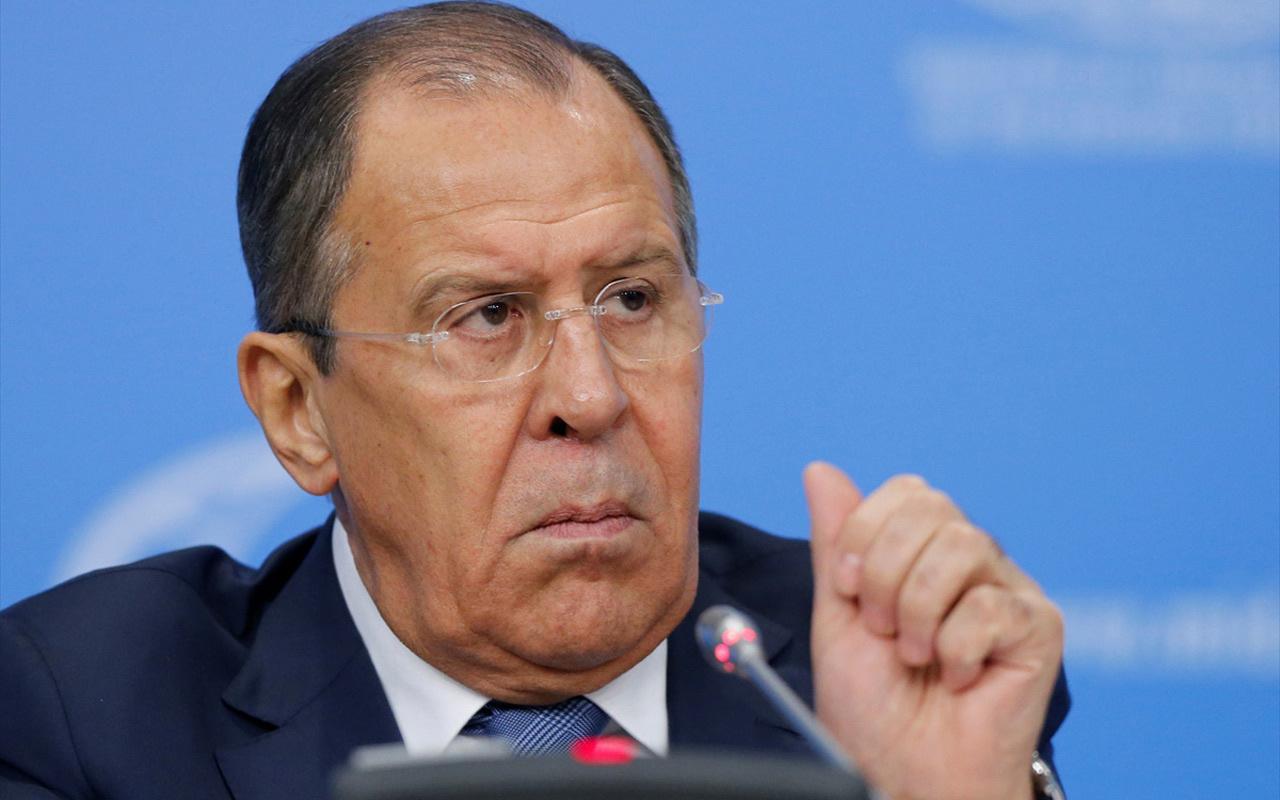 Rus Dışişleri Bakanı Lavrov'dan şok Bağdadi açıklaması