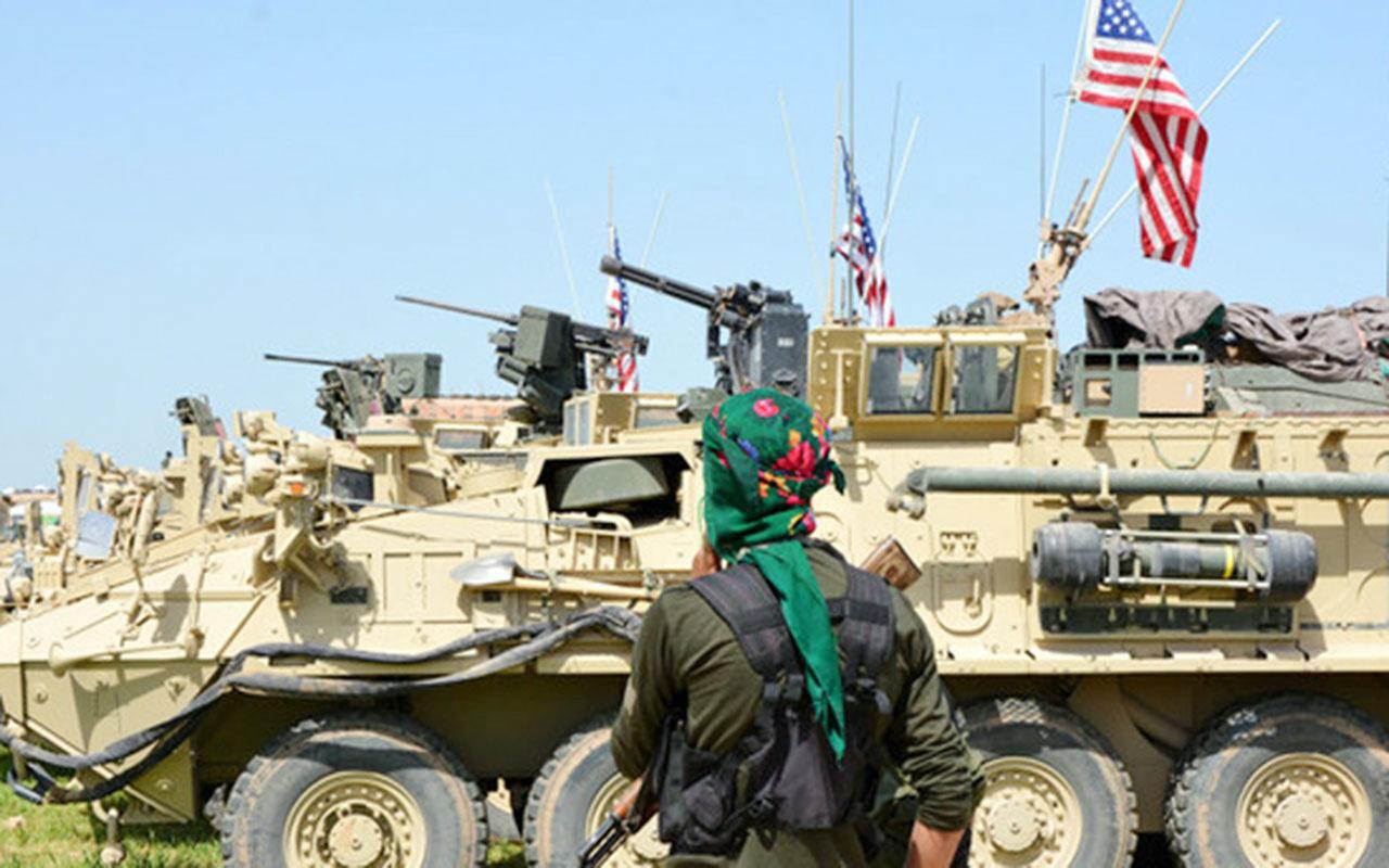ABD Aynularab (Kobani) sonrası Rakka üssüne de askerlerini konuşlandırdı