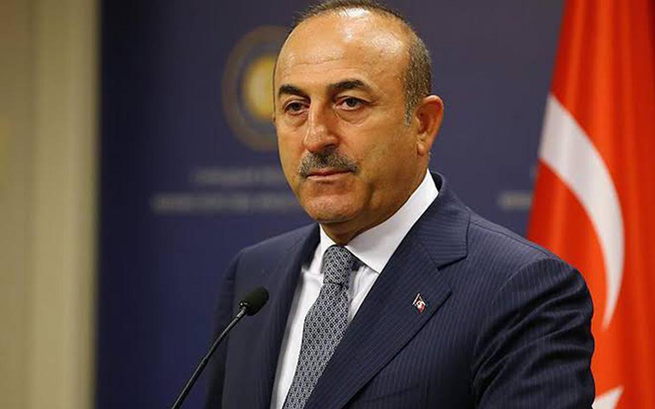 Dışişleri Bakanı Mevlüt Çavuşoğlu'ndan Katar'da önemli açıklamalar