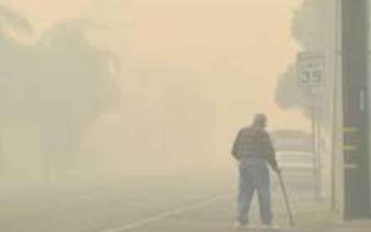 Hindistan'da hava kirliliği kritik noktada