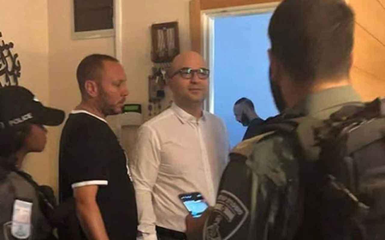 İsrail gözaltına aldığı Kudüs İşleri Bakanı Fadi el-Hedmi serbest bırakıldı
