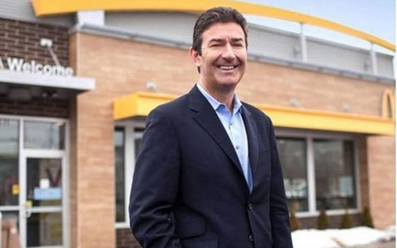 Çalışanıyla cinsel ilişkiye giren McDonald's Genel Müdürü Steve Easterbrook kovuldu