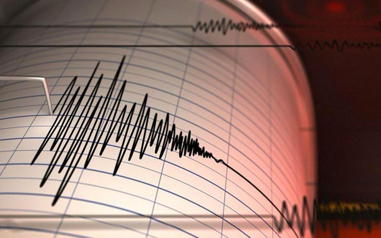 Muğla'da üst üste yaşanan depremler korkuttu! AFAD büyüklüğünü açıkladı