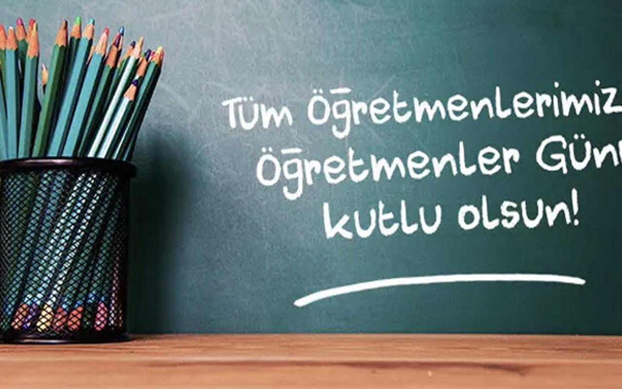 Öğretmenler Günü ne zaman 2019 24 Kasım hangi gün resmi tatil mi?