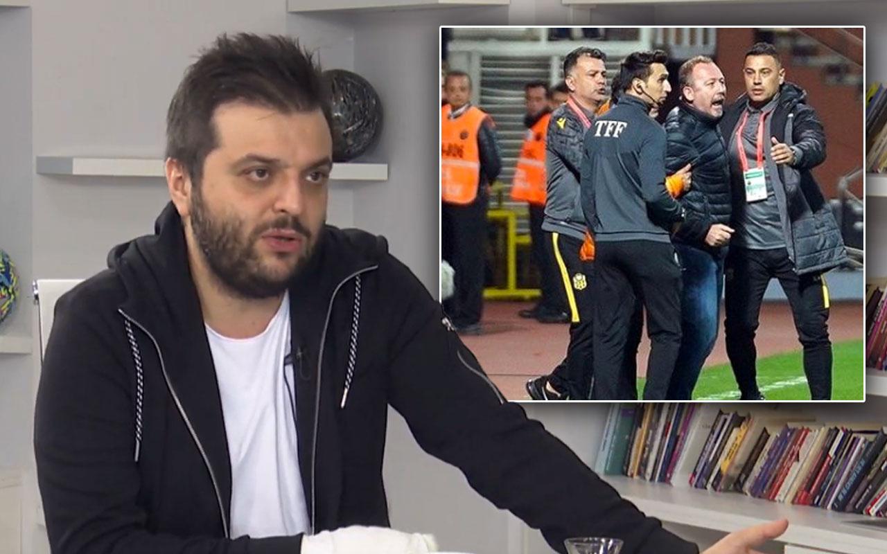 Sergen Yalçın'dan Kırmızı Çizgi Fitbol'da bomba Halis Özkahya açıklaması
