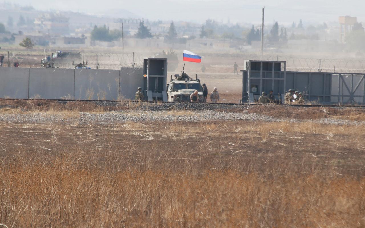 Fırat'ın doğusunda Türk ve Rus askerlerince ikinci devriye başladı