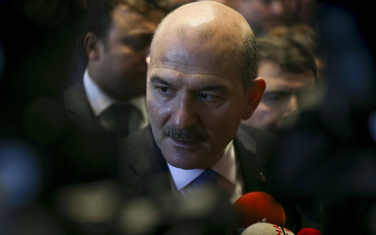 İçişleri Bakanı Süleyman Soylu'dan Odatv tutuklamalarıyla ilgili açıklama