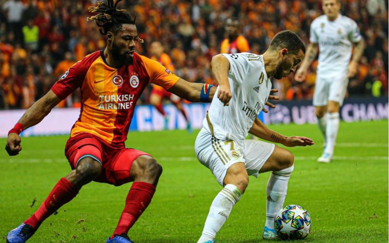 Real Madrid Galatasaray maçı geniş özeti ve golleri : 6-0 hezimeti
