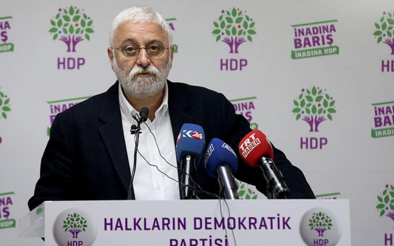 HDP'den şaşırtan 'biz terörist değiliz' tartışması