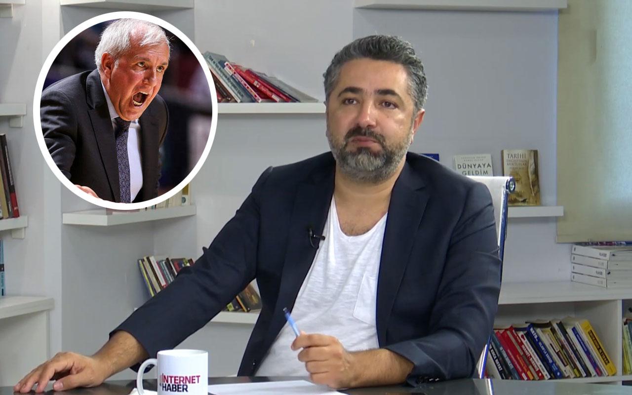 Serdar Ali Çelikler Fenerbahçe Beko'daki Obradoviç gerçeğini açıkladı