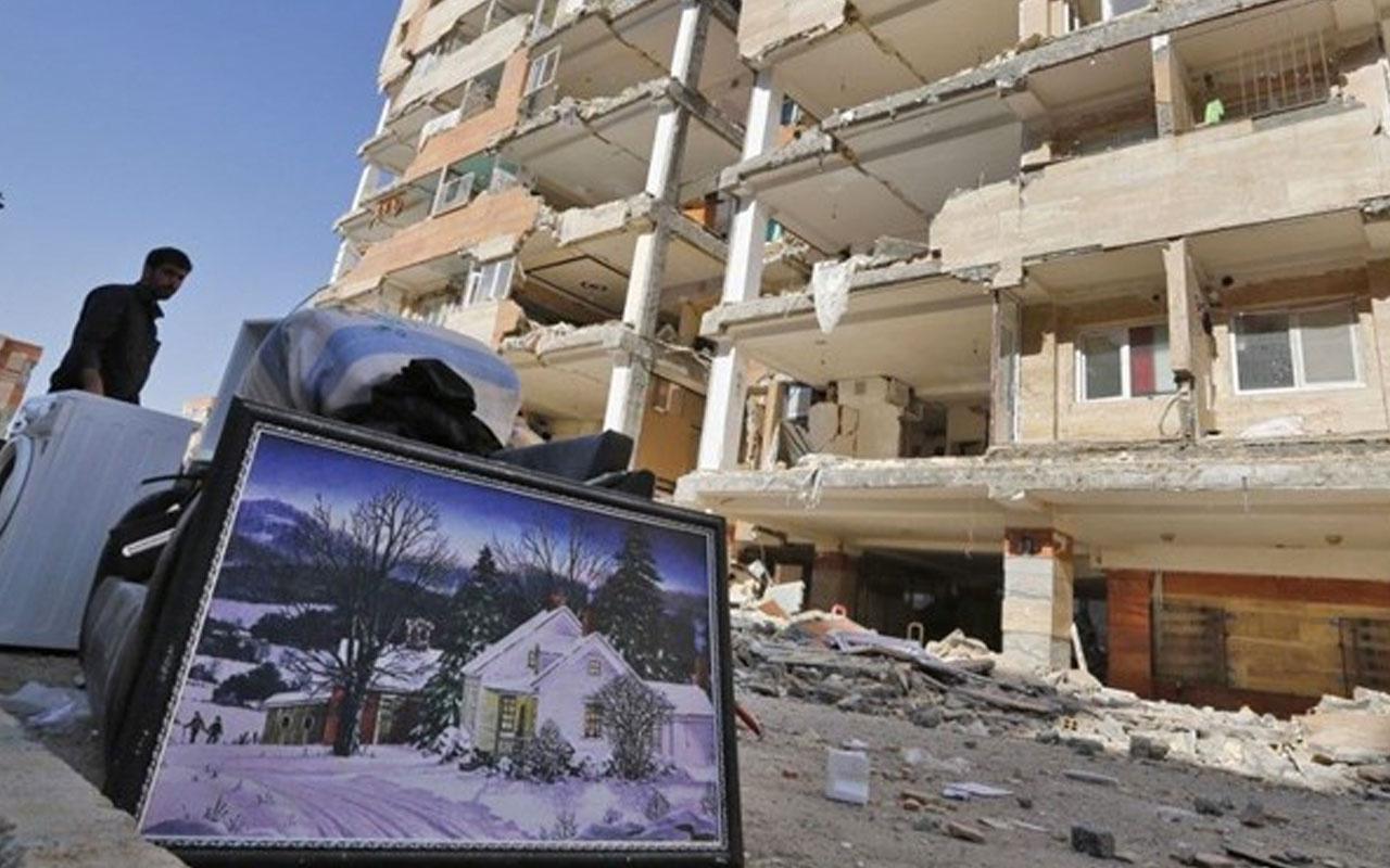 Komşuda şiddetli deprem