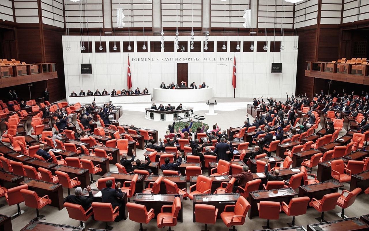 CHP'nin Suudi Arabistan önergesine AK Parti ve MHP'den ret