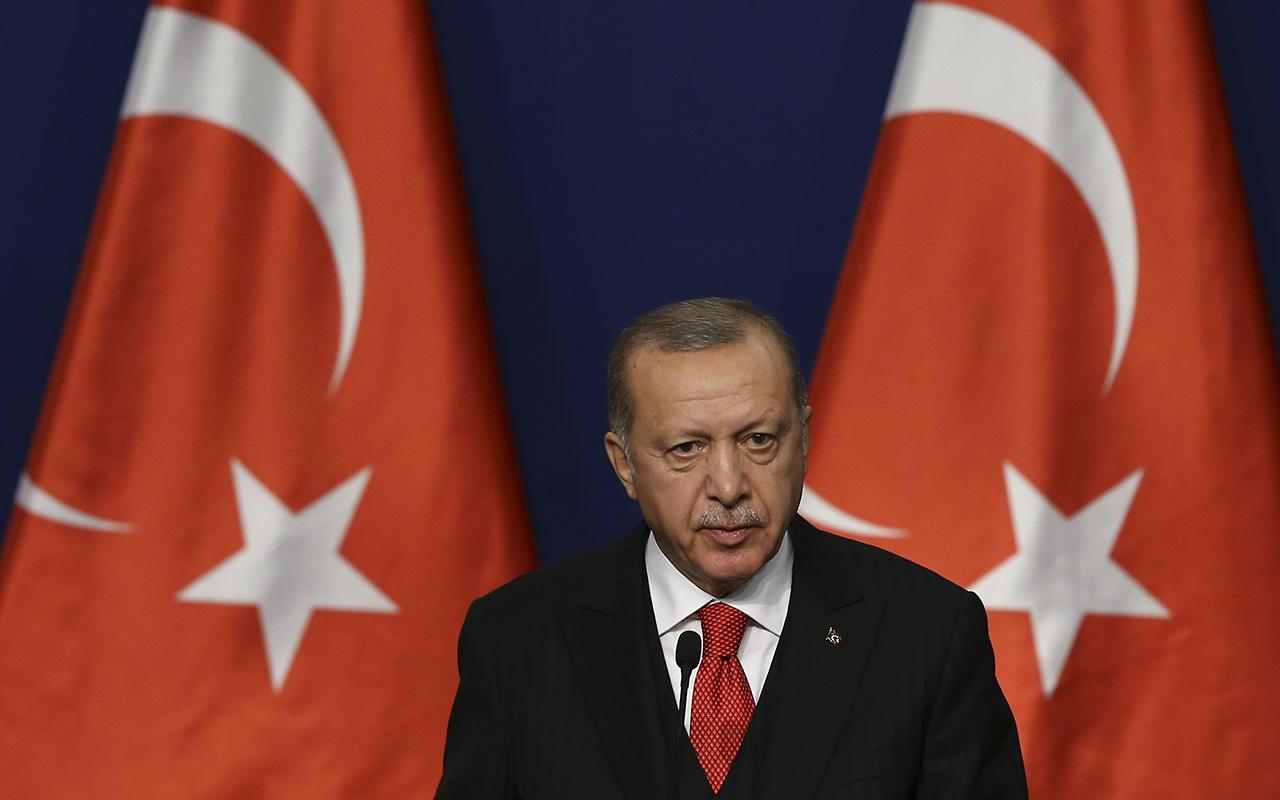 Cumhurbaşkanı Erdoğan: Bağdadi'nin yakını 13 kişiyi yakaladık