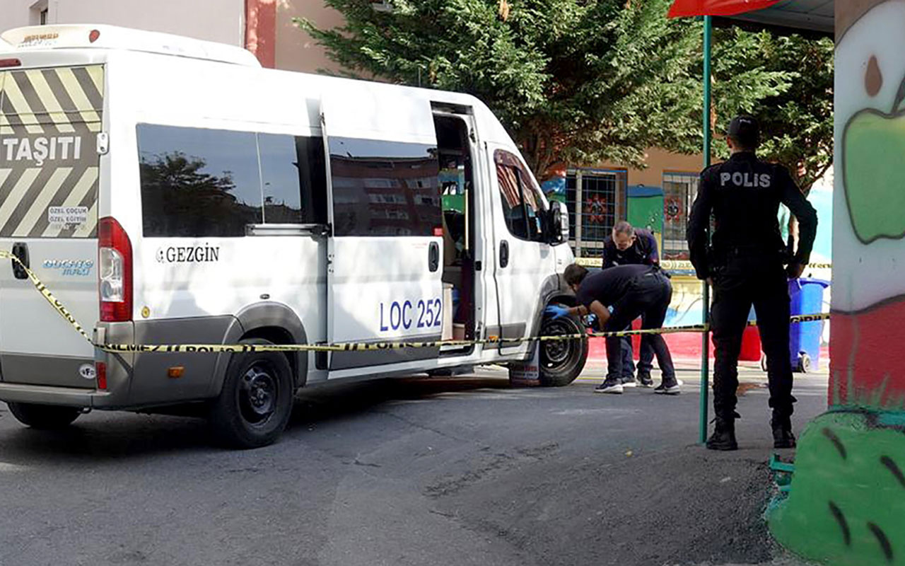 Avcılar'da okul bahçesinde servis aracının çarptığı çocuk hayatını kaybetti