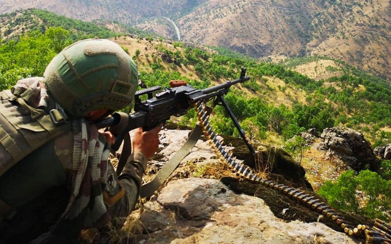 Ağrı'da PKK'ya nefes kesen operasyon! 8'i birden öldürüldü