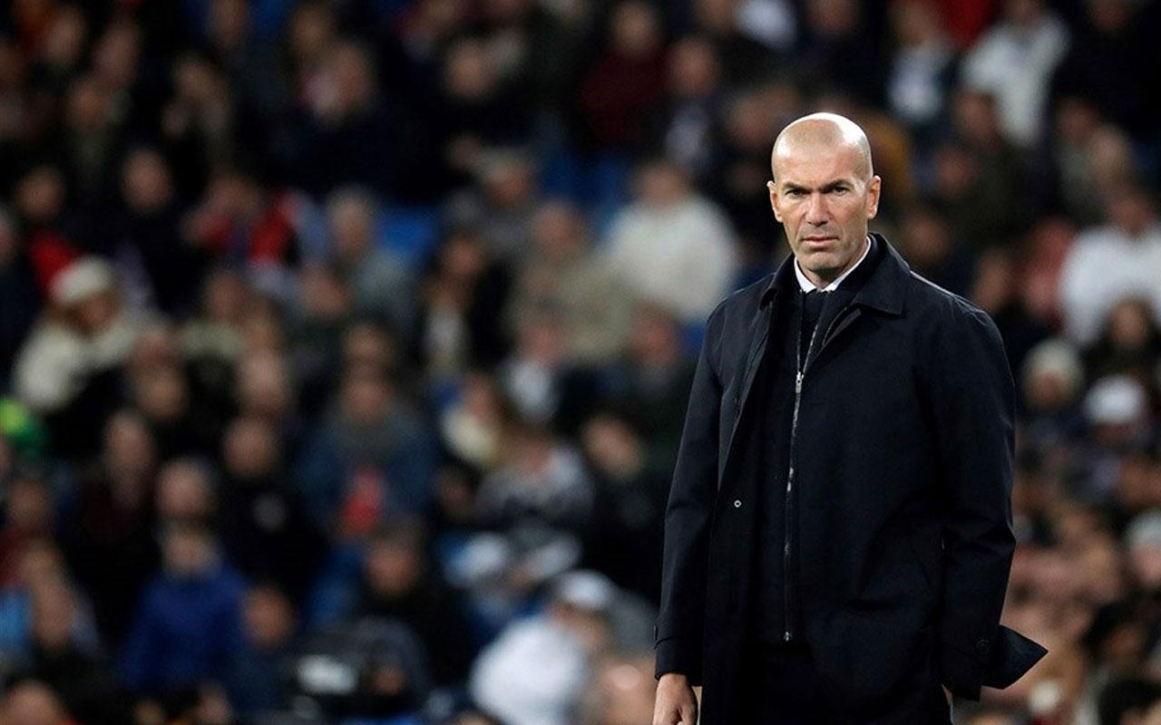 Zidane: Bu 3 puan bize iyi geldi