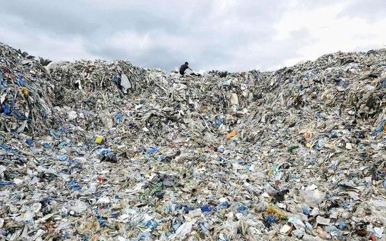 MHP'li Sefer Aycan: Türkiye İngiltere'nin, Avrupa'nın plastik atığını alıyor