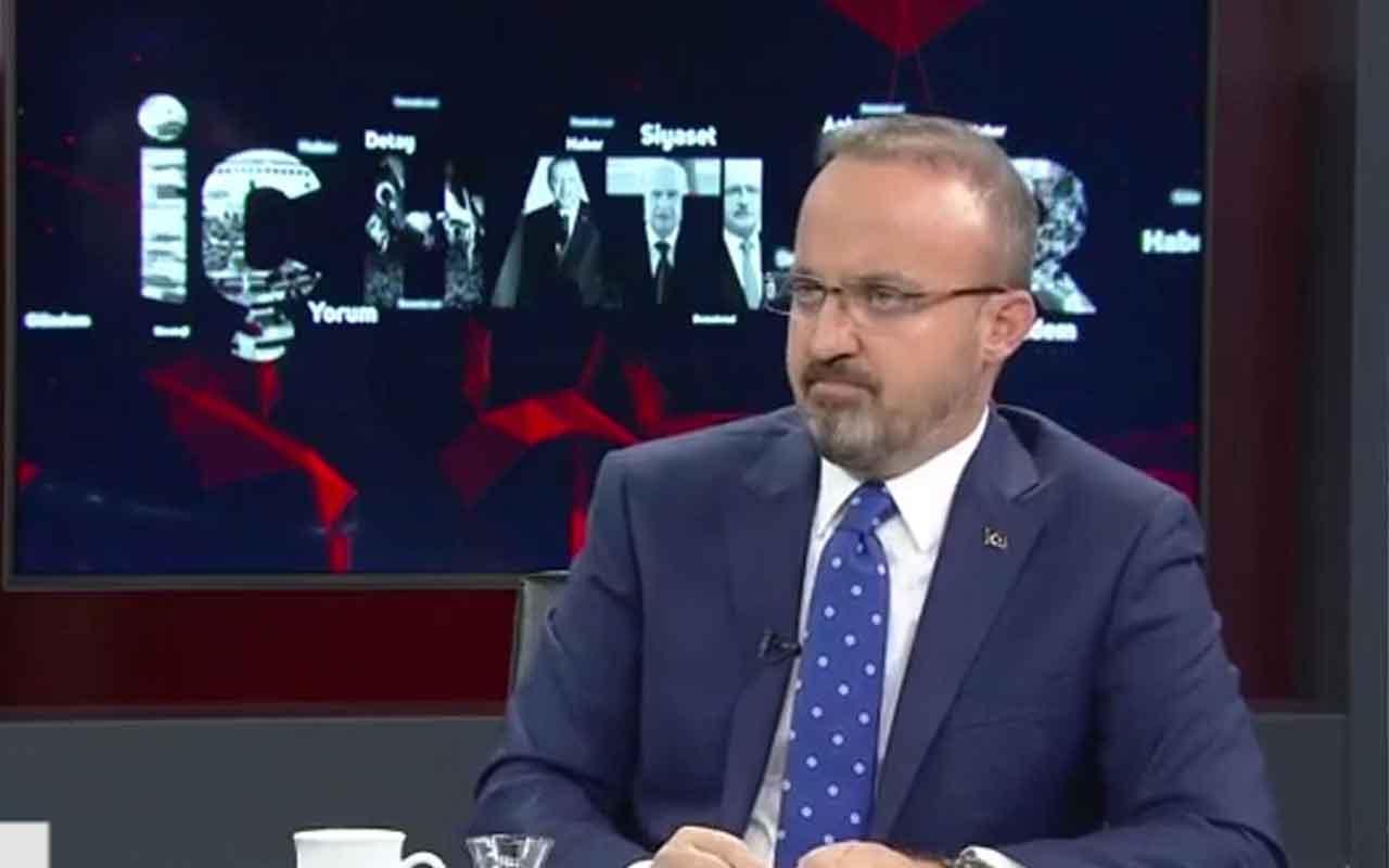 AK Partili Bülent Turan'dan Bülent Arınç'a tavsiye